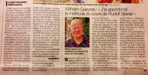 Article Vaucluse matin 02-10-2017-